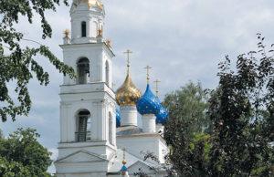 Храм в Яковлевской слободе