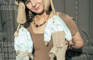Кукольник Мария Антонова