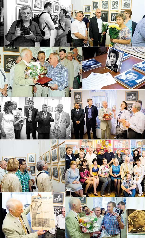 Знаменитому фотографу  Ю. И. Барышеву - 75 лет!