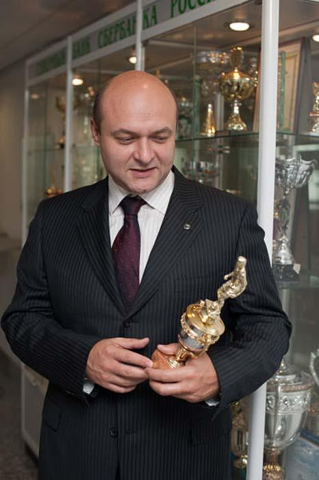Александр Дымов: «Либо феноменально  хороший кофе,  либо что-то вокруг него...»