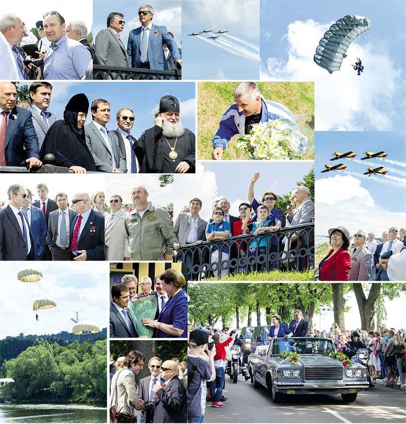 50 лет полета  ярославской «Чайки»