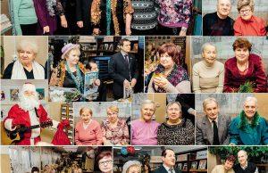 Новый год в библиотеке им. Чехова