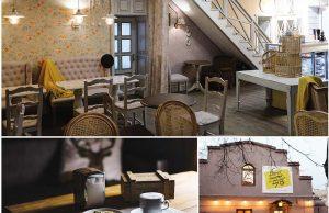 Желтый, теплый, мягкий: кофейня, где чувствуешь себя как дома