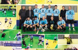 Во Фрунзенском районе возродили команду по мини-футболу «Судостроитель»