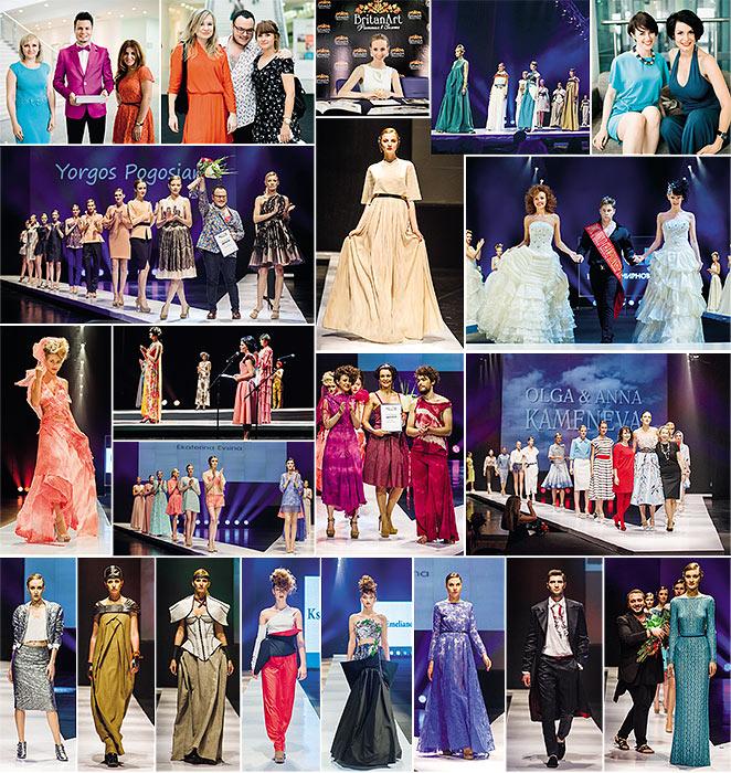 Международный фестиваль моды VOLGA fashion fest
