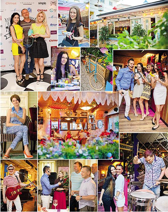 «Дом культуры и отдыха»  открыл летний сезон на «Даче»