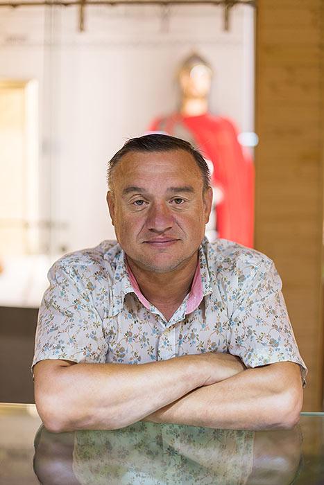 Владимир Корюгин: «Человек обязательно должен знать свою историю, у того, кто ее не знает – нет будущего»