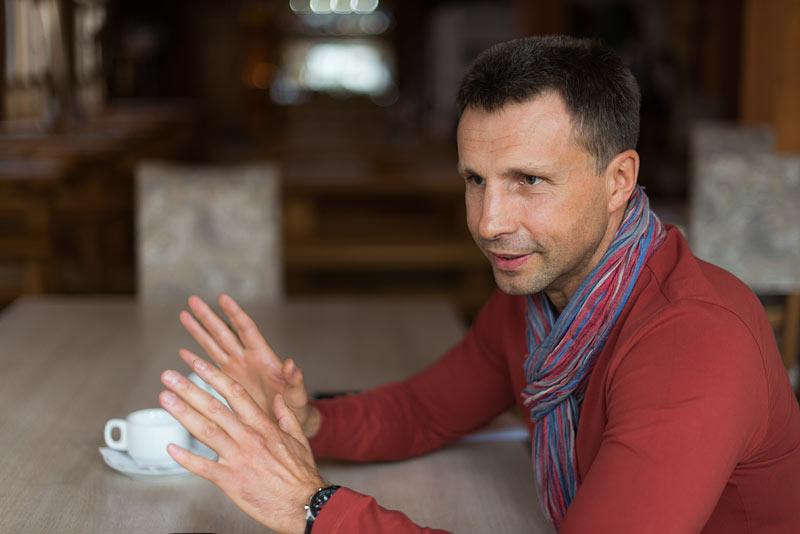 Михаил Попов: «Надо наполнить старый бренд новым содержанием»