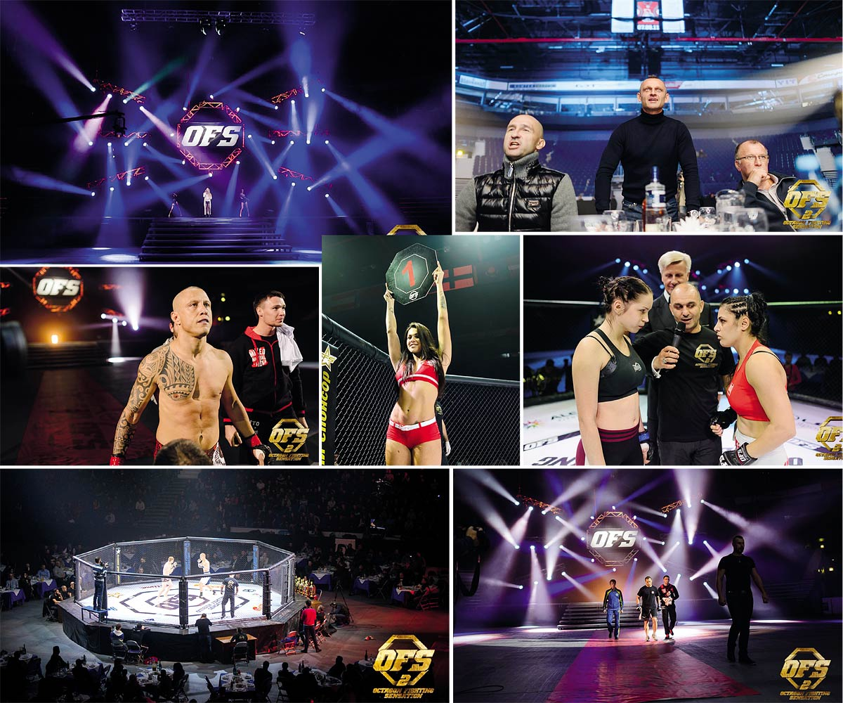 «Octagon Fighting Sensation» (OFS-2) (Russia, Yaroslavl)