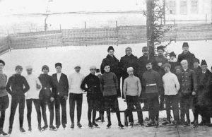Спортивные баталии старого Ярославля