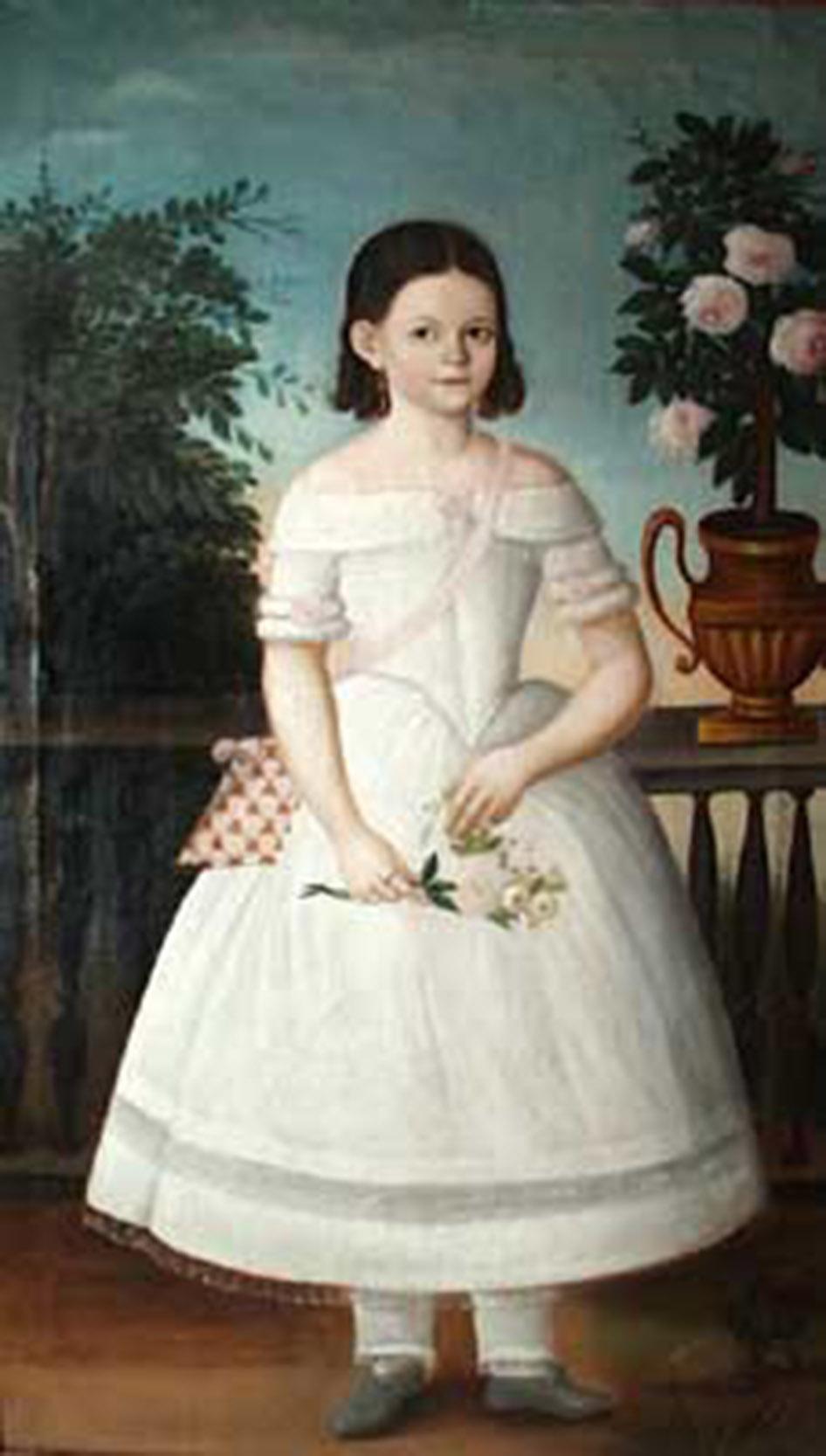 Взгляд с холста: ярославский женский портрет