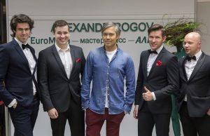 Александр Рогов в Ярославле