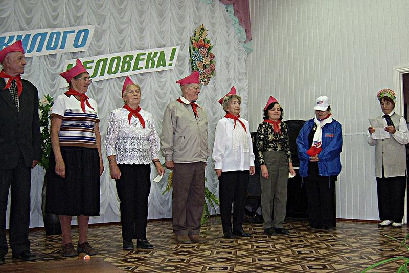 Юбилей клуба ветеранов «Ярославна»