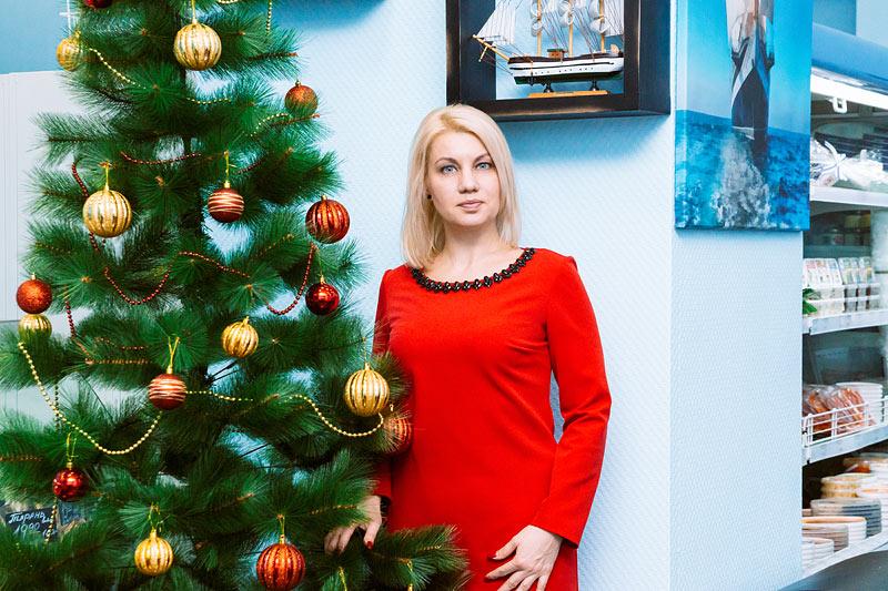 Татьяна Хромова, исполнительный директор компании «РыбаЯр».