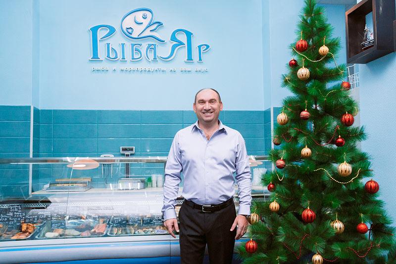 Александр Юрьевич Чечурин, генеральный директор компании «РыбаЯр».