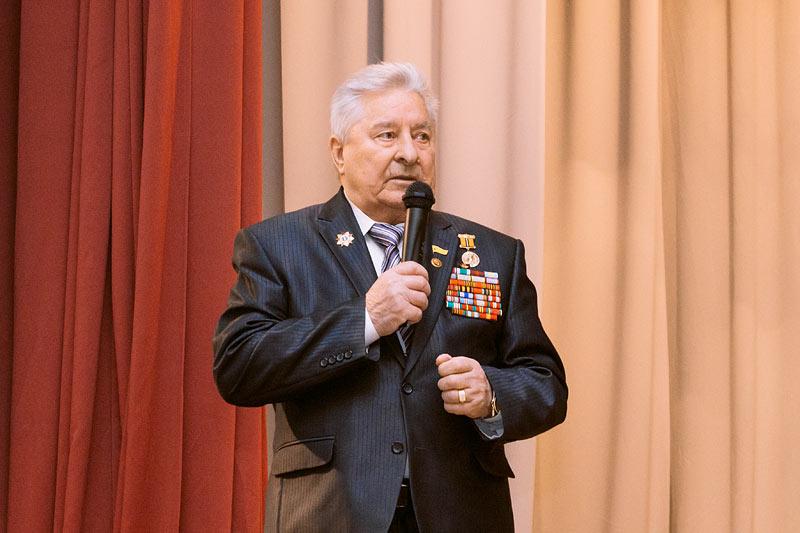 Награды в День ветеранов