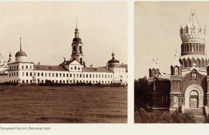 Николо-Бабаевский монастырь
