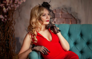 Девушка месяца: Олеся Шабашкина