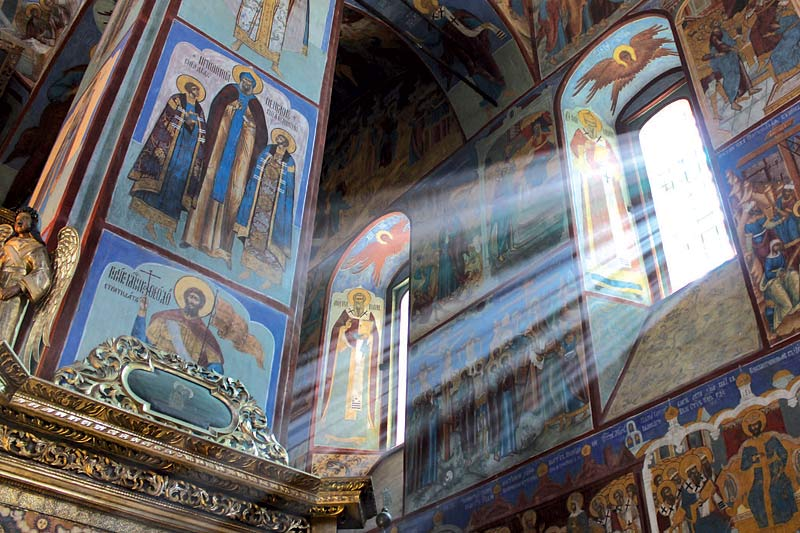 Собор в Борисоглебской слободе