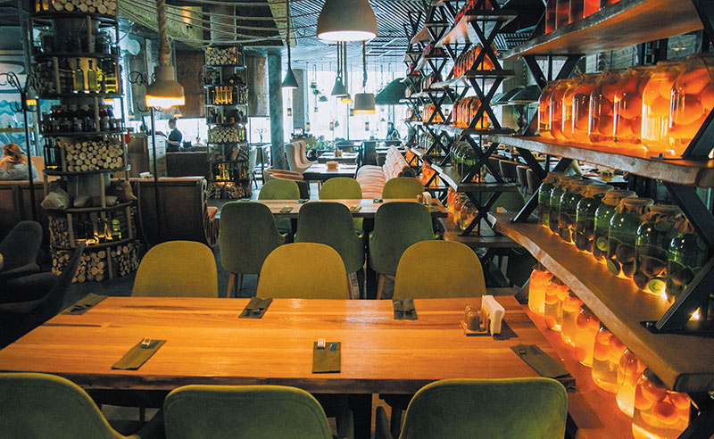 Новаторы ресторанного бизнеса