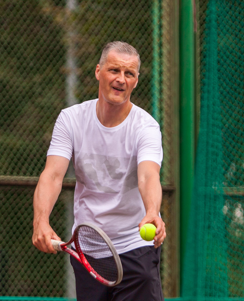 Закрытие ежегодного теннисного турнира на кубок журнала «Элитный квартал»